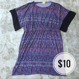 Liz Lange Maternity Patterned Dress